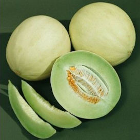 Honeydew Greenflesh Cantaloupe