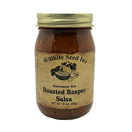 Roasted Reaper Salsa (Extremely Hot- 16 ounce jar)