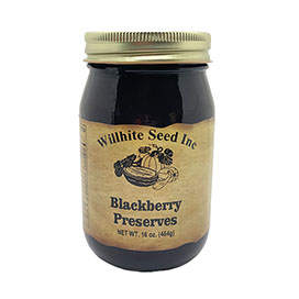 Blackberry Preserves (16 ounce jar)