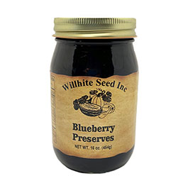 Blueberry Preserves (16 ounce jar)