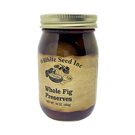 Whole Fig Preserves (16 ounce jar)