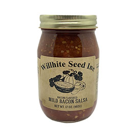 Bacon Salsa- Mild (16 ounce jar)