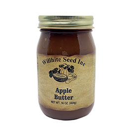 Apple Butter (16 ounce jar)