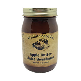 Apple Butter Juice Sweetened (16 ounce jar)