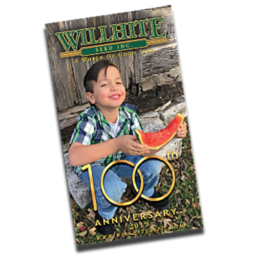 Willhite Seed Catalog for 2019