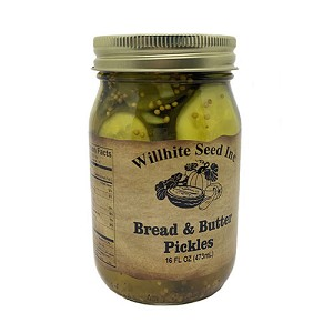 Bread N' Butter Pickles (16 ounce jar)