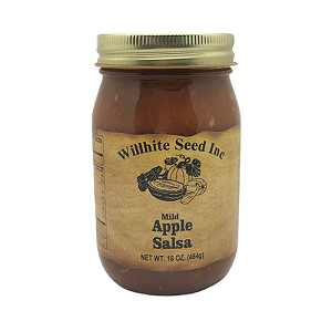 Apple Salsa (16 ounce jar)