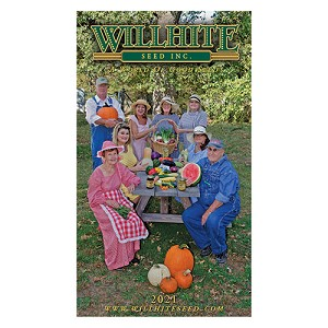 Willhite Seed Catalog